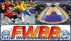 Futsal Web Broadcast Belgium