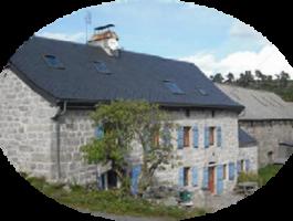 La Borieta Del Prat - Chambre et table d'hôtes, yourte en bois, camping  en Aubrac