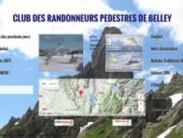 Club de randonnées pédestres de Belley