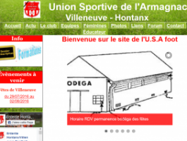 Union Sportive de l'Armagnac Villeneuve Hontanx