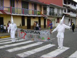 KOUMAN groupe carnavalesque de Guyane