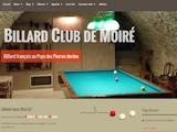 Billard Club de Moiré