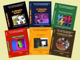 Encyclopédie audiuovisuelle de l'art contemporain