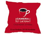 Cameraetc, chambres d'hôtes Lille-Roubaix,