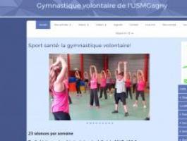 Gymnastique volontaire de l'USMGagny