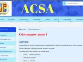 ACSA 76 Randonnée et Cyclotourisme