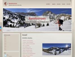 Randonnées naturistes dans les Hautes-Alpes