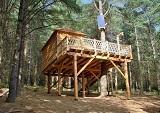 Cabanes des Fumades dans l'Aude