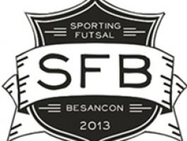 Site officiel du Sporting Futsal Besançon