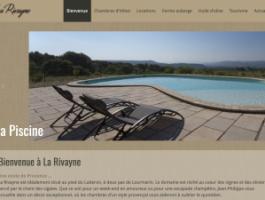 Chambres d'hôte La Rivayne