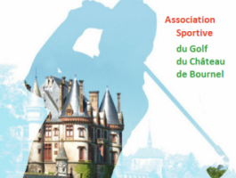 Tout de l'Association sportive du Golf de Bournel