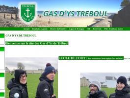 Gas d'Ys de Tréboul