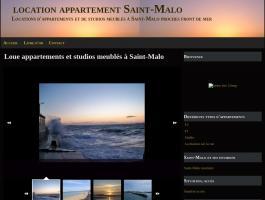location appartement Saint-Malo