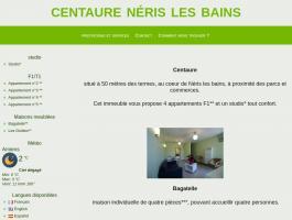 centaure néris les bains