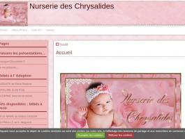 Nurserie des Chrysalides