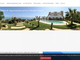 Dar Hergla. La maison d'hôte à Hergla en Tunisie