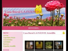 Casa Rural LA FUENTE Arnedillo
