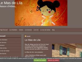 Le mas de Lila