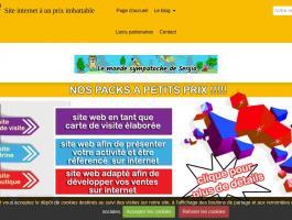 Créations et gestions de sites web