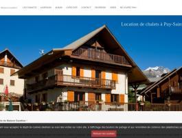 Chalets de charme à Puy Saint Vincent
