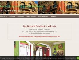 B & B in the historical center of Valencia