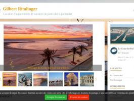 Location appartement (Sud de la France) - Gilbert Rimlinger