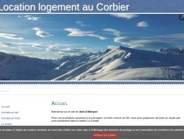 Location logement au Corbier