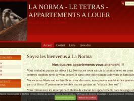 LOCATION APPARTEMENT LA NORMA SAVOIE